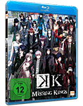 K: Missing Kings Blu-ray