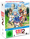 KonoSuba II Vol. 1 - Limited Edition (inkl. Schuber) Blu-ray