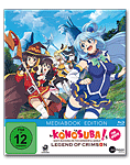 KonoSuba: The Legend of Crimson Blu-ray