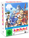KonoSuba Vol. 1 - Limited Edition (inkl. Schuber) Blu-ray