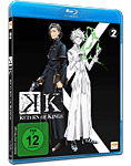 K: Return of Kings Vol. 2 Blu-ray