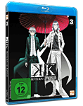 K: Return of Kings Vol. 3 Blu-ray
