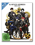 K: Seven Stories - Side:One Blu-ray (3 Discs)