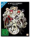 K: Seven Stories - Side:Two Blu-ray (3 Discs)