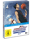 Kuroko's Basketball Vol. 4 - Steelcase Edition Blu-ray