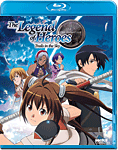 The Legend of Heroes: Trails in the Sky Blu-ray