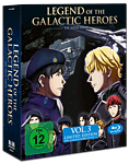 Legend of the Galactic Heroes: Die neue These Vol. 3 - Limited Edition (inkl. Schuber) Blu-ray