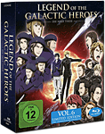 Legend of the Galactic Heroes: Die neue These Vol. 6 - Limited Edition (inkl. Schuber) Blu-ray