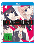 Love and Lies Vol. 1 Blu-ray