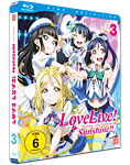 Love Live! Sunshine!! Vol. 3 Blu-ray (Anime Blu-ray)