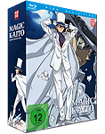 Magic Kaito: Kid the Phantom Thief Vol. 1 - Limited Edition (inkl. Schuber) Blu-ray
