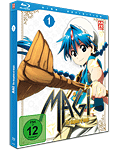 Magi: The Kingdom of Magic - Box 1 Blu-ray