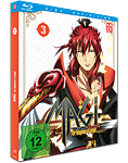 Magi: The Kingdom of Magic - Box 3 Blu-ray