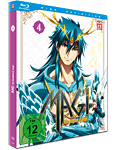 Magi: The Kingdom of Magic - Box 4 Blu-ray