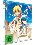 Magi: The Labyrinth of Magic - Box 1 Blu-ray (Anime Blu-ray)