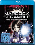 Mardock Scramble: The Third Exhaust Blu-ray