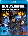 Mass Effect: Paragon Lost Blu-ray