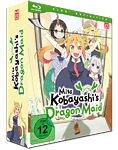 Miss Kobayashi's Dragon Maid Vol. 1 - Limited Edition (inkl. Schuber) Blu-ray
