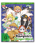 Miss Kobayashi's Dragon Maid Vol. 2 Blu-ray