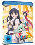 Motto To Love Ru: Trouble Vol. 3 Blu-ray