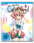 My First Girlfriend is a Gal Vol. 1 Blu-ray