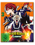 My Hero Academia: 2. Staffel Vol. 3 Blu-ray