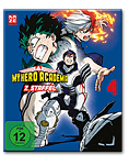 My Hero Academia: 2. Staffel Vol. 4 Blu-ray