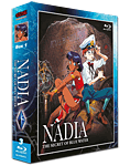 Nadia: The Secret of Blue Water - Box 1 Blu-ray (3 Discs)