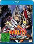 Naruto the Movie 2: Die Legende des Steins von Gelel Blu-ray