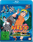 Naruto the Movie 3: Die Hüter des Sichelmondreiches Blu-ray