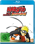 Naruto Shippuden The Movie Blu-ray