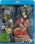 Naruto Shippuden The Movie 4: The Lost Tower Blu-ray