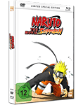 Naruto Shippuden The Movie - Limited Special Edition Blu-ray (2 Discs) (Anime Blu-ray)