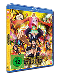 One Piece: Der 12. Film - Gold Blu-ray (Anime Blu-ray)