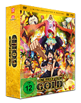 One Piece: Der 12. Film - Gold - Collector's Edition Blu-ray (3 Discs)