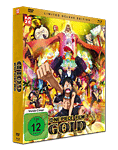 One Piece: Der 12. Film - Gold - Limited Deluxe Edition Blu-ray (2 Discs)