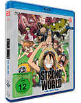One Piece: Der 10. Film - Strong World Blu-ray