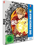 One Punch Man Vol. 2 Blu-ray