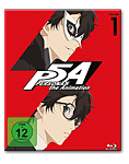 Persona 5 the Animation Vol. 1 Blu-ray