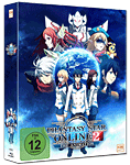 Phantasy Star Online 2: The Animation - Gesamtedition Blu-ray (3 Discs)