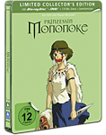 Prinzessin Mononoke - Limited Collector's Edition Blu-ray (2 Discs) (Anime Blu-ray)