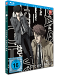 Psycho-Pass Vol. 2 Blu-ray