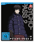 Psycho-Pass II Vol. 2 Blu-ray (Anime Blu-ray)