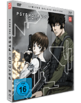 Psycho-Pass: The Movie - Deluxe Edition Blu-ray (2 Discs)