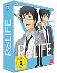 ReLIFE Vol. 1 - Limited Edition (inkl. Schuber) Blu-ray