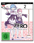 Re:ZERO - Starting Life in Another World Vol. 2 Blu-ray