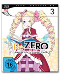 Re:ZERO - Starting Life in Another World Vol. 3 Blu-ray