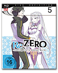 Re:ZERO - Starting Life in Another World Vol. 5 Blu-ray