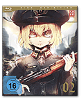 Saga of Tanya the Evil Vol. 2 Blu-ray