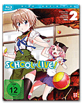 School-Live! Vol. 2 Blu-ray
